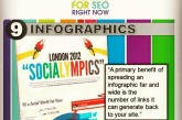 #Infographics are great for seo and great content
