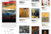 Palette covered – Which colours are used in the world's most valuable paintings