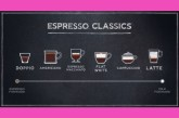 Espresso Classics – coffee's secret